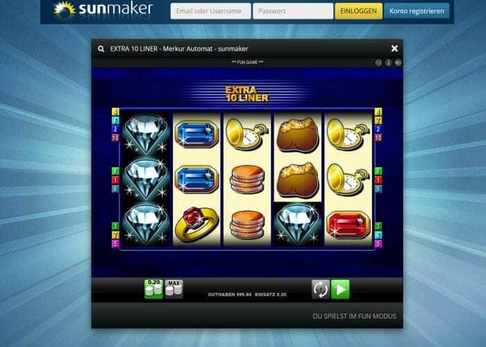 Sunmaker Casino De