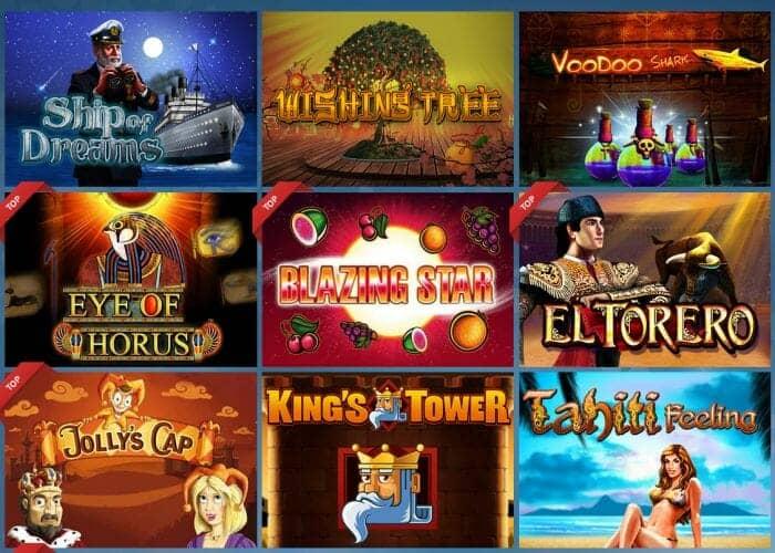 Merkur Online Casino Spiele Extra Bonus Sunmaker
