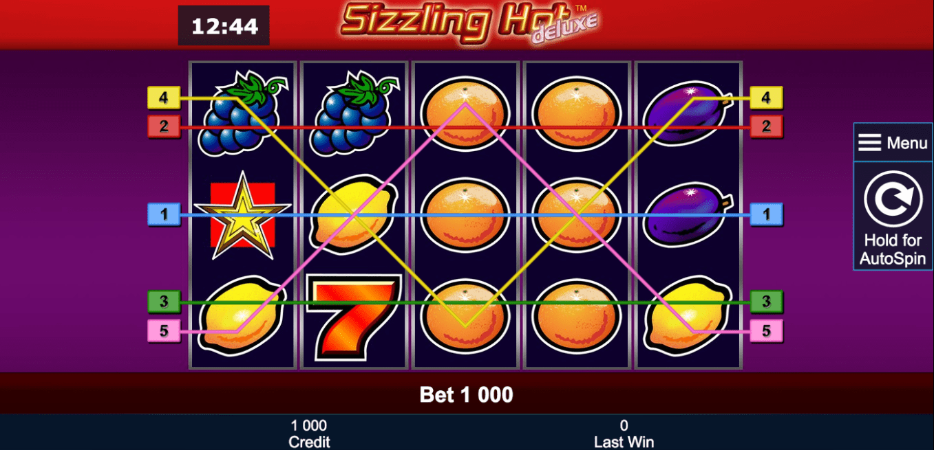 Sizzling Hot Extreme Kostenlos Spielen